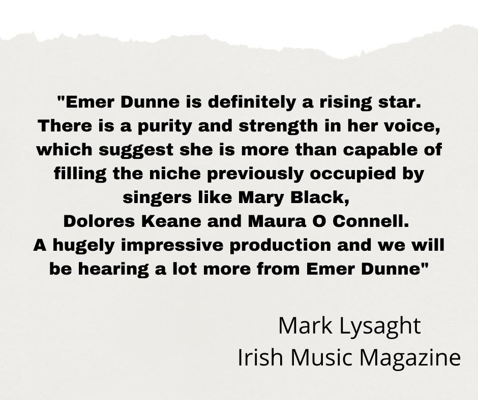 Wahoo! Irish Music Magazine Review